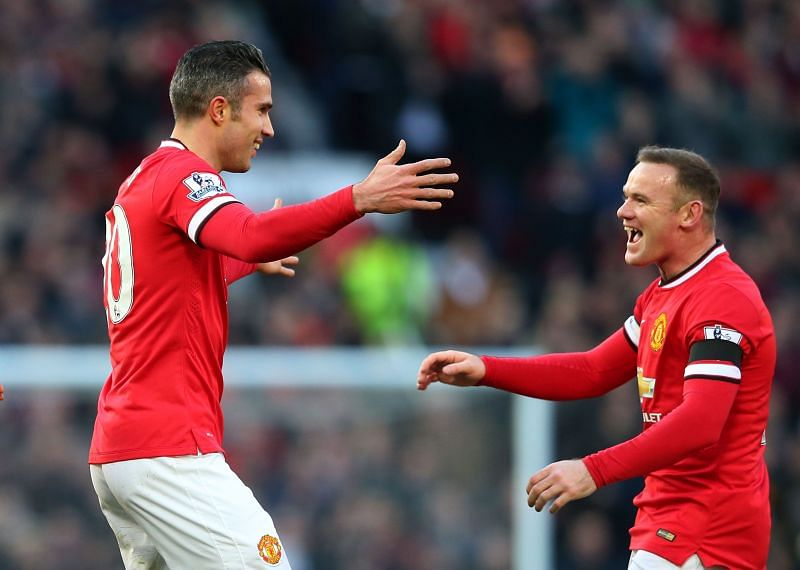 Robin van Persie has earned a lot of acolytes over his career.