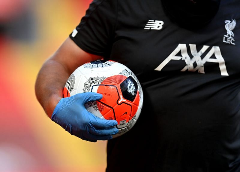 The official EPL football has been a subject of intense discussion in the past