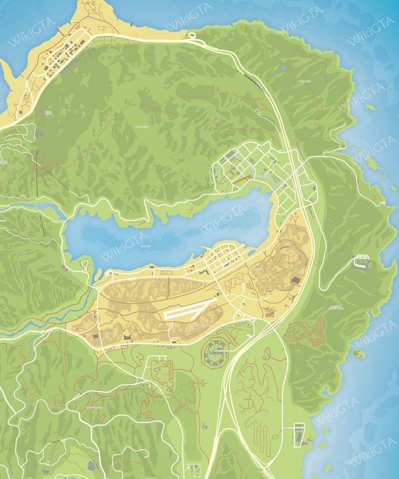 Blaine County (Image: WikiGTA)