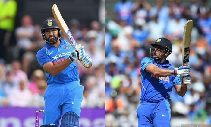 वनडे में सबसे ज्यादा छक्के लगाने वाले भारतीय बल्लेबाज