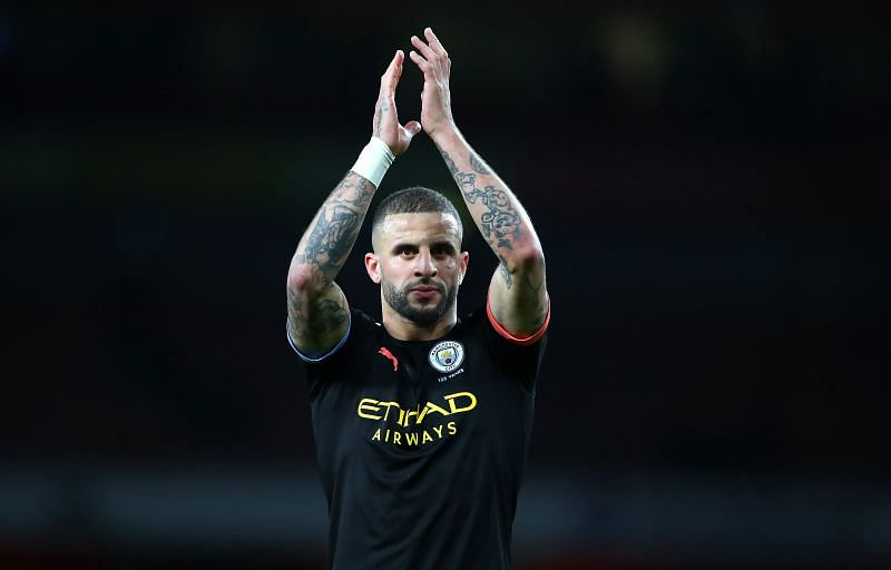 Kyle Walker was forced to apologise after his first breach of lockdown rules