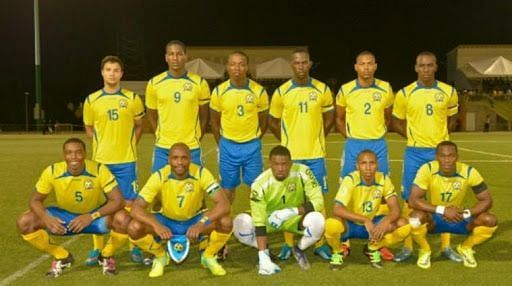 The current Barbados team
