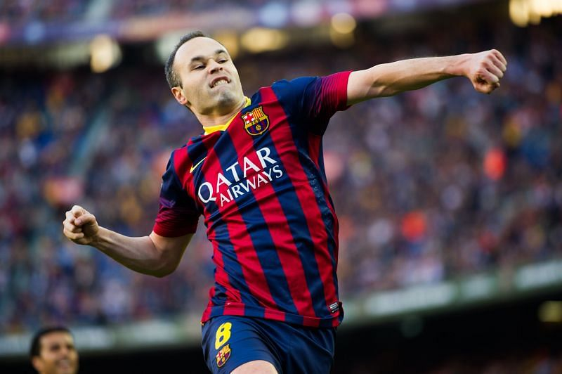 Andres Iniesta won all there was to win at Barcelona