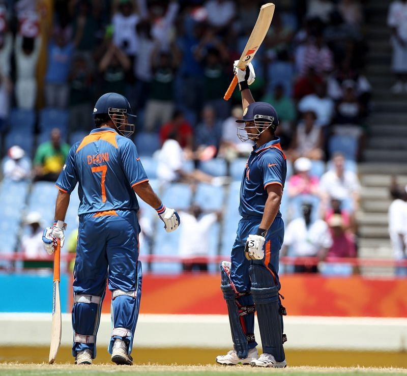 सुरेश रैना ने 2010 में लगाया था टी20 में पहला शतक