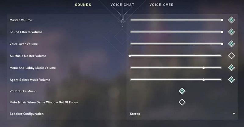 VALORANT audio issues