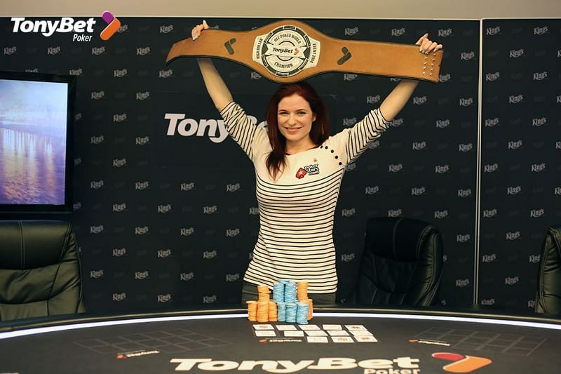 Poker Champion! Credits- Poker News