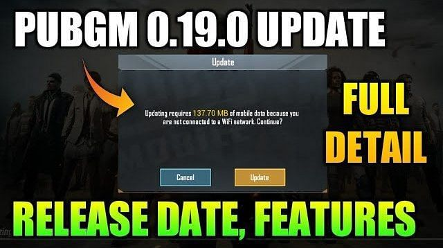 PUBG Mobile 0.19.0 update (Image Credits: Adi Gamer)