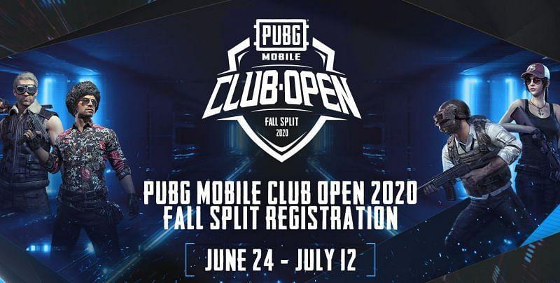 PMCO Fall Split 2020 Online Qualifiers Schedule