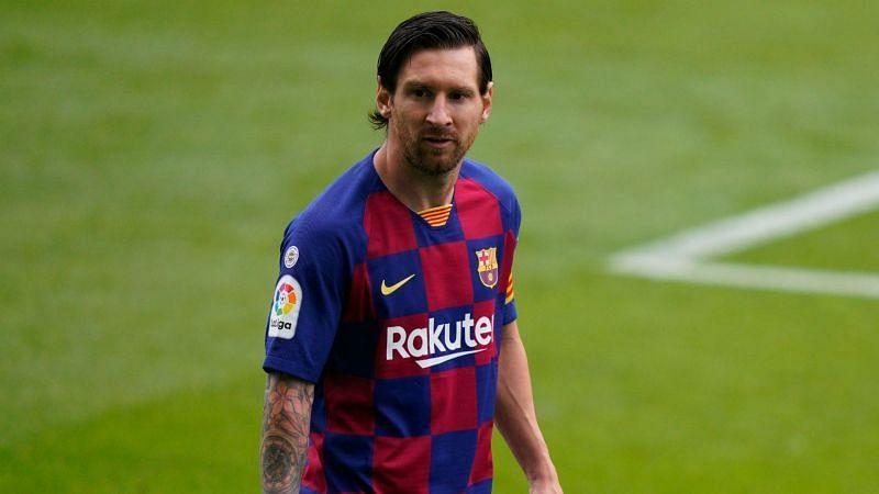 Lionel Messi Barcelona Celta de Vigo La Liga 06272020