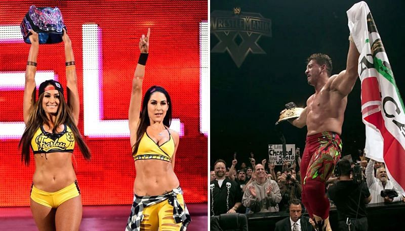 All of these moments changed WWE forever