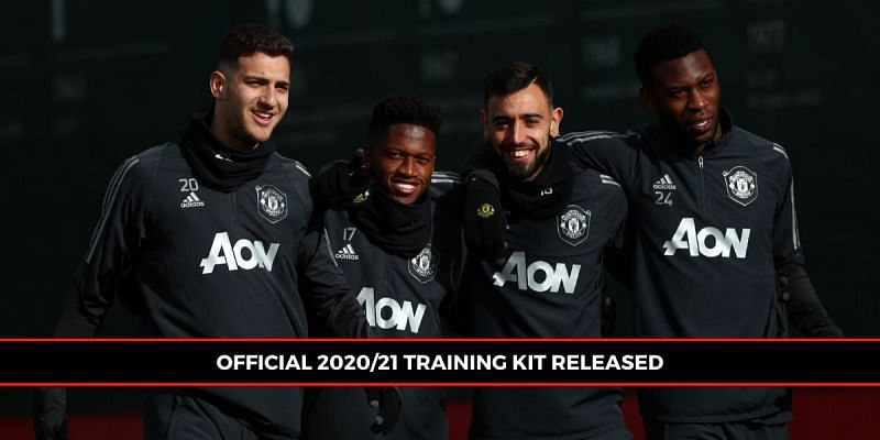 adidas unveil legacy earth 2020 21 training kits for epl club manchester united epl club manchester united