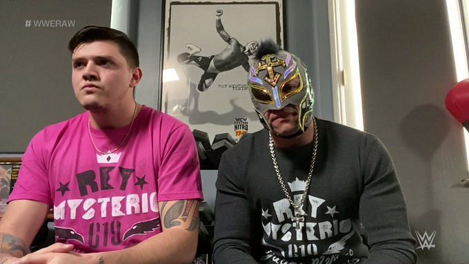 Rey Mysterio to return on Monday Night RAW next week