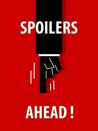 Warning: spoilers ahead