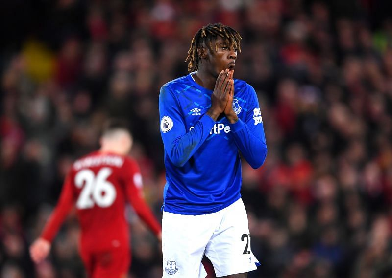 Moise Kean's professionalism had already been called into question before his lockdown breach