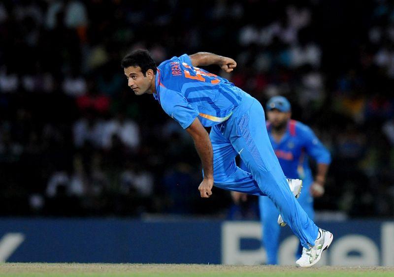 Irfan Pathan played 120 ODI matches for India