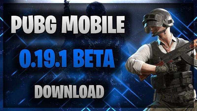 PUBG Mobile 0.19.1 Beta update