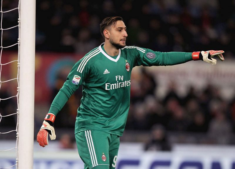 There will be plenty of interest in Donnarumma should be leave AC Milan this summer
