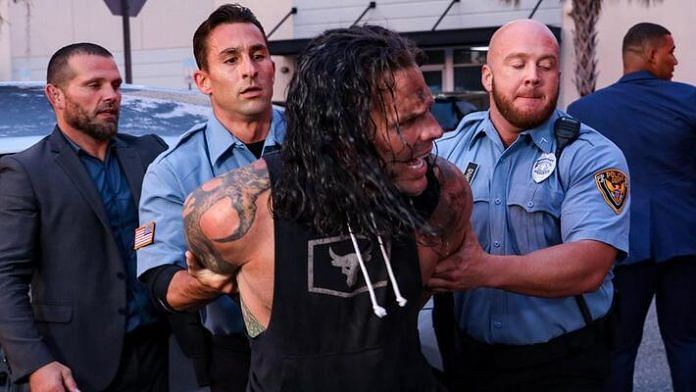 WWE have booked Jeff Hardy in a match at the upcoming PPV