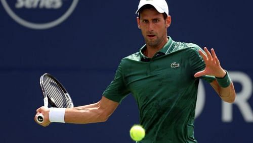 Watch Video Of Novak Djokovic Playing Tennis As A 4 Year Old Goes Viral