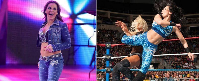 WWE विमेंस सुपरस्टार्स