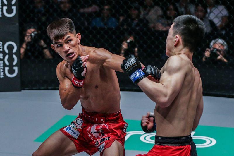 Danny Kingad vs Xie Bin
