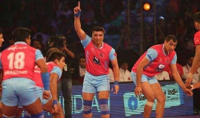 Rohit Rana was a mainstay in the Jaipur Pink Panthers defence in four seasons of the PKL.