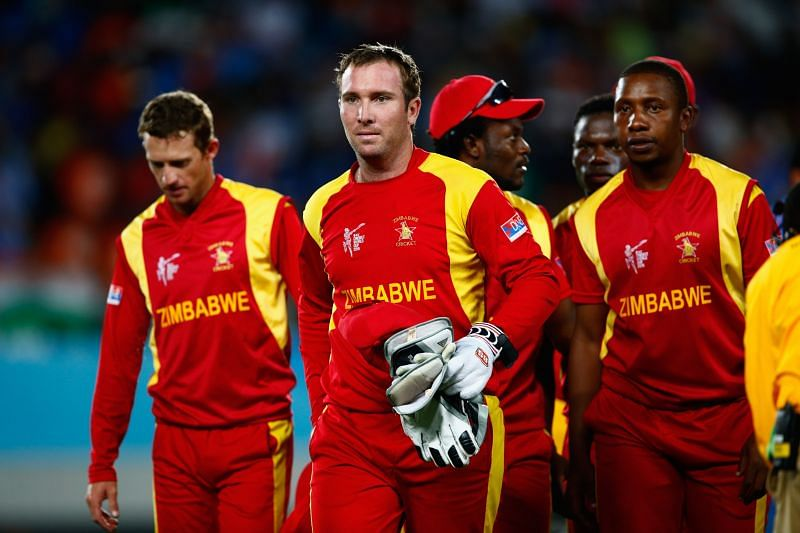 Zimbabwe was set to play against India this year