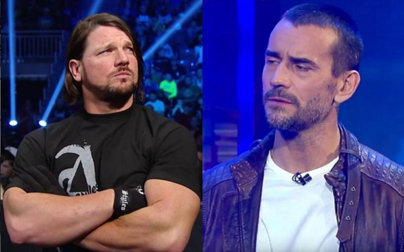 CM Punk does not appreciate AJ Styles being silent at such a critical time