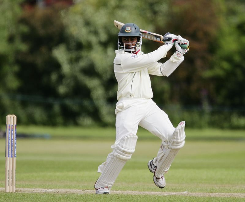 Nafees Iqbal played 27 international games for Bangladesh, scoring one century and four fifties
