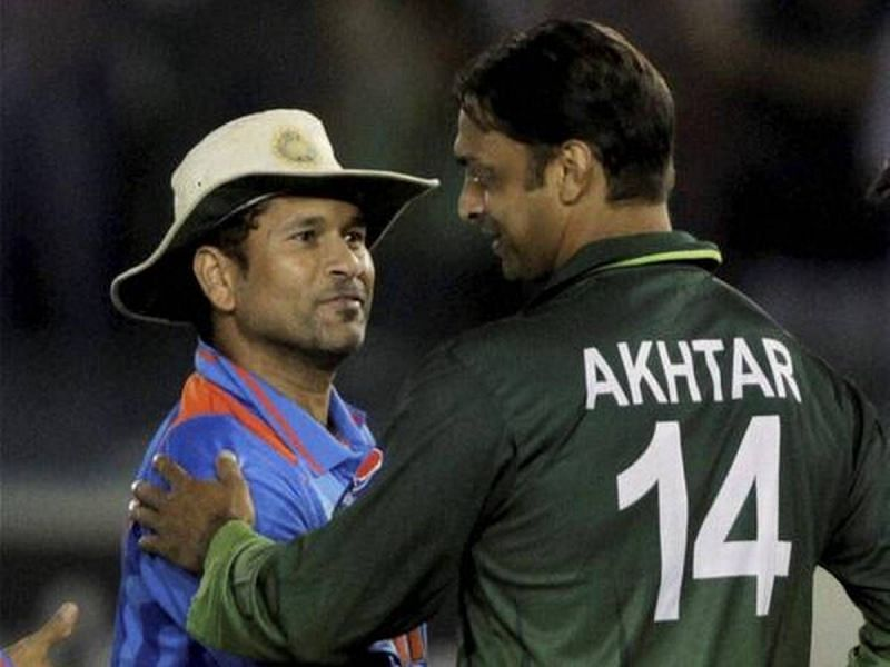 India and Pakistan last played a bilateral series in 2012