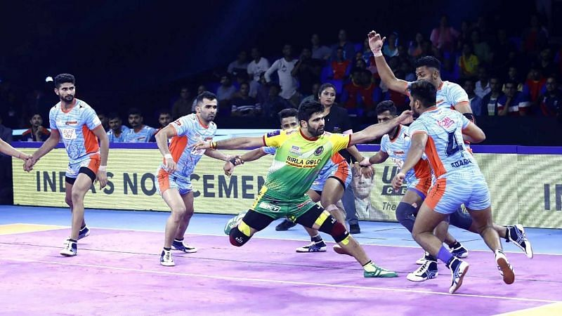 Pardeep Narwal finished off his Pro Kabaddi Season 7 matching his career-best performance