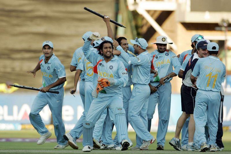 भारत ने 2007 में हुए पहले टी20 वर्ल्ड कप को पाकिस्तान को हराकर जीता था