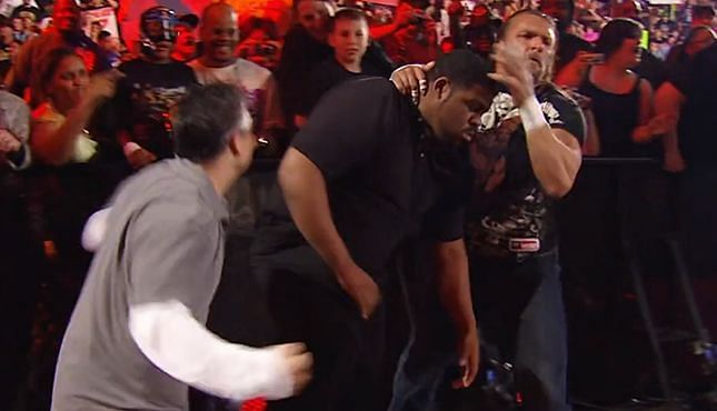 Page 3 - 5 Superstars you didn't know worked in WWE as security guards