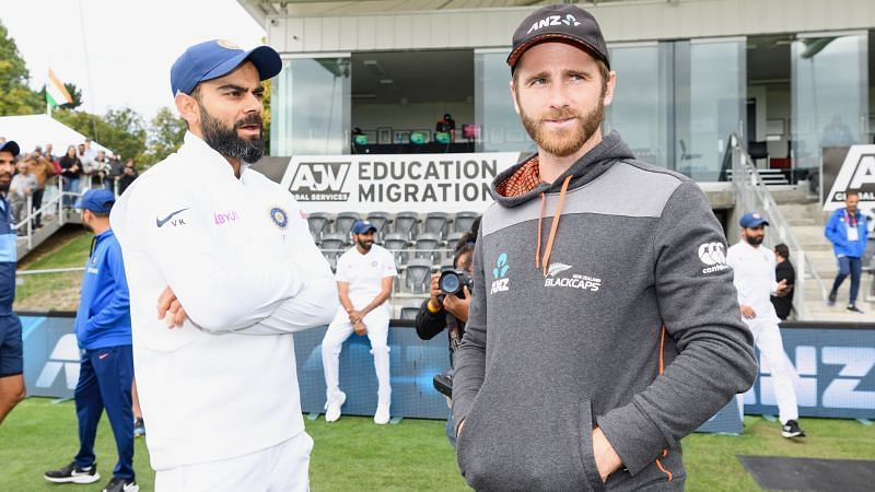 Virat Kohli and Kane Williamson have known each other from their under-19 days
