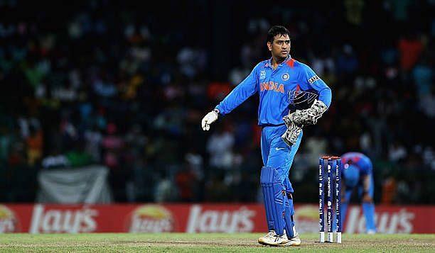 महेंद्र सिंह धोनी की कप्तानी में भारत ने आईसीसी की सभी ट्रॉफी जीती हैं