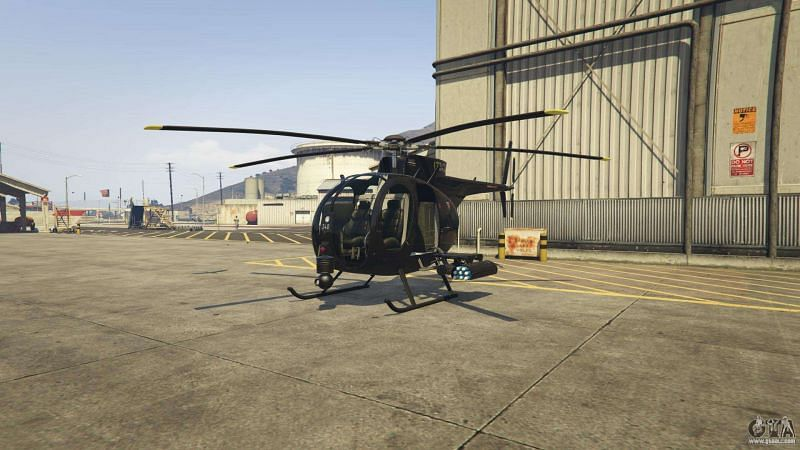 Gta 5 Where To Find A Helicopter In The Game