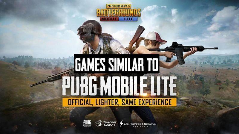 Similar games to PUBG Mobile Lite (Image Source: Wallpapercave)