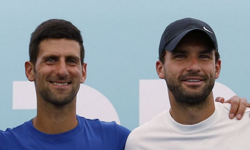 Grigor Dimitrov S Manager Hits Back At The Accusations Of Novak Djokovic S Father