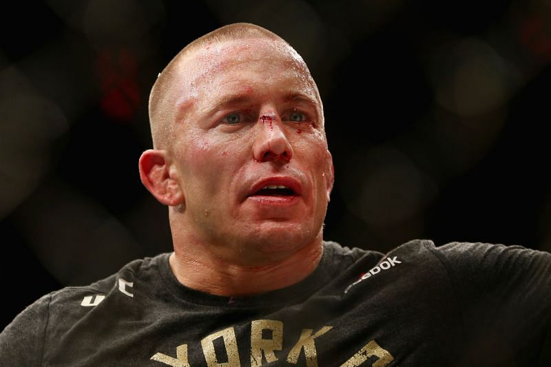 Georges St Pierre Names His Favorite Ufc Fighters From The Current Roster