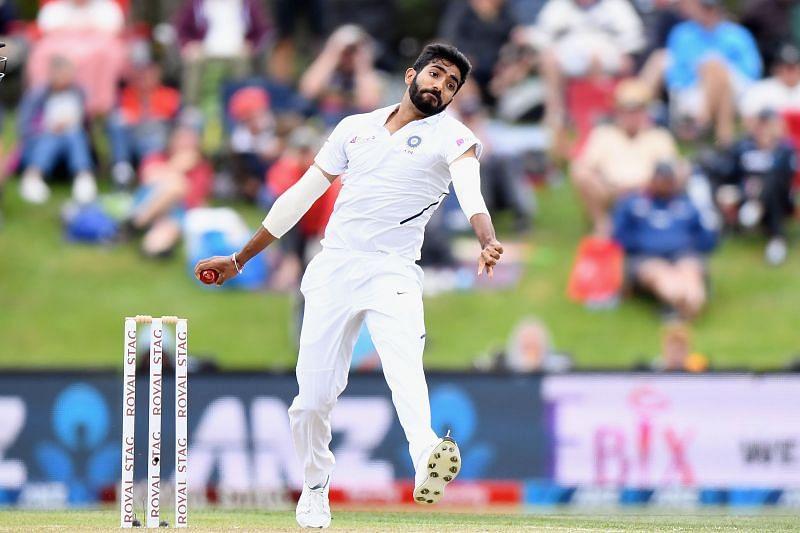 India paceman Jasprit Bumrah.