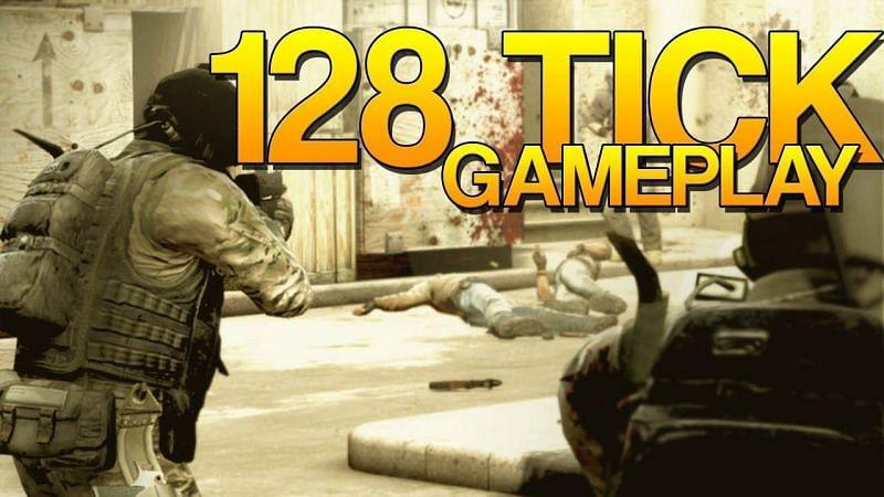 Valorant 128-tick gameplay; Image Courtesy: Sparkles