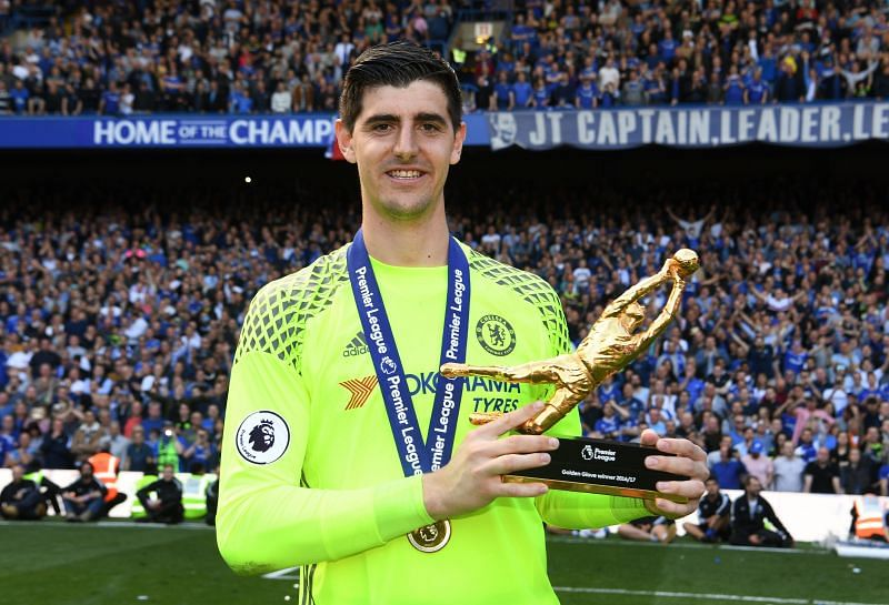 Courtois firmly established himself as one of the best goalkeepers in the world during his time at Chelsea.