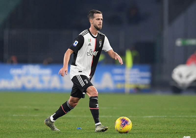 Miralem Pjanic put in an assured performance at the heart of the Juventus midfield