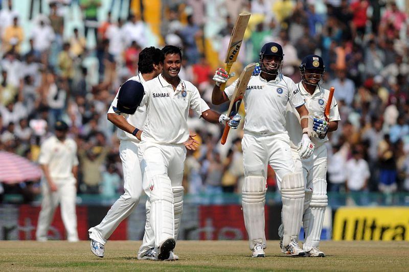 3 मौके जब भारत ने टेस्ट में 1 या 2 विकेट से जीत दर्जकी