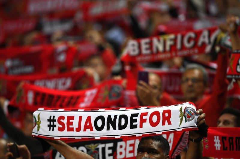 SL Benfica will play the remainder of the season without the Estádio da Luz faithful.