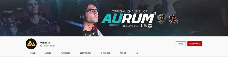 I have more than 41.3k followers on YouTube
