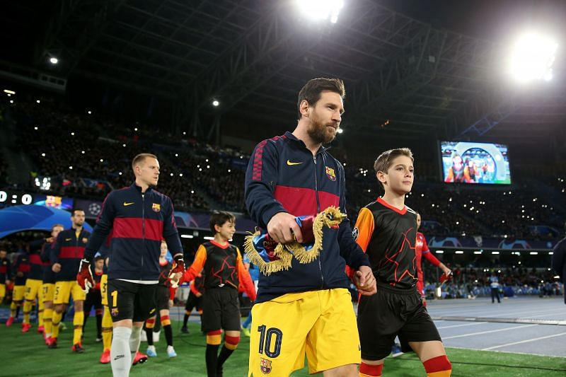 Lionel Messi must get the best out of his teammates.