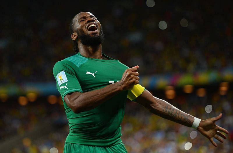 Drogba won four Ivory Coast Player of the Year awards
