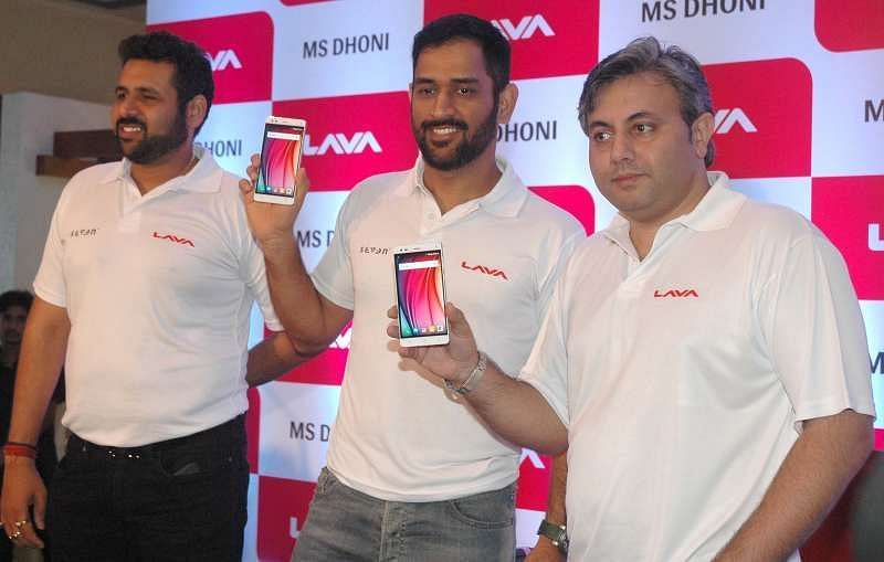 MS Dhoni has done many commercials with Piyush Pandey