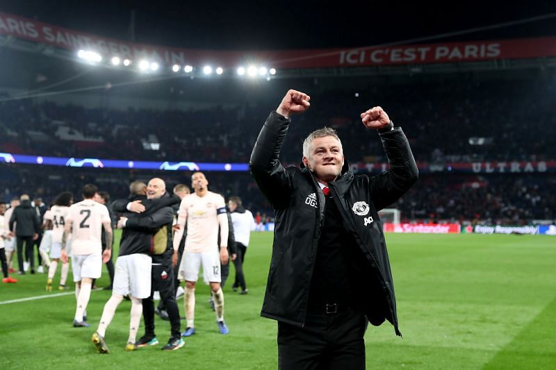 Manchester United had a memorable come-from-behind win in an away game against PSG in the Champions League.